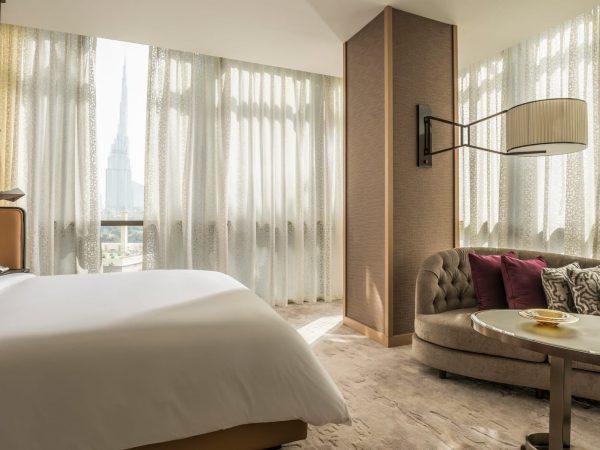 Four Seasons Hotel Dubai International Financial Centre Room