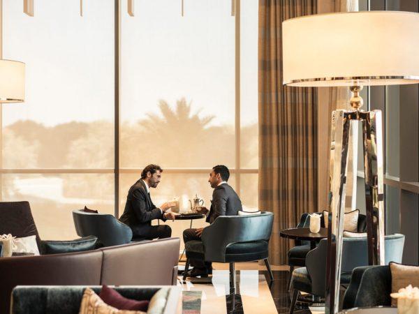 Four Seasons Hotel Dubai International Financial Centre penrose lounge