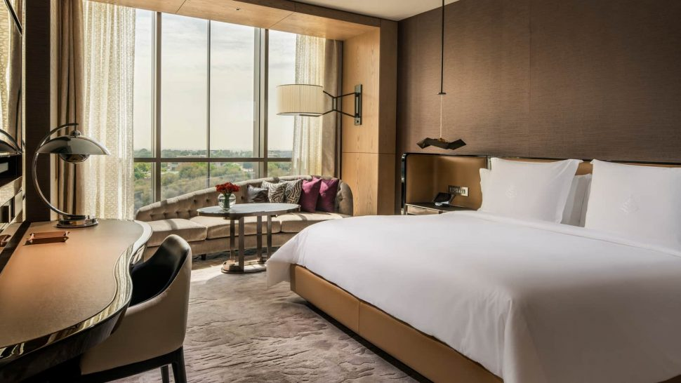 Four Seasons Hotel Dubai International Financial Centre premier Room