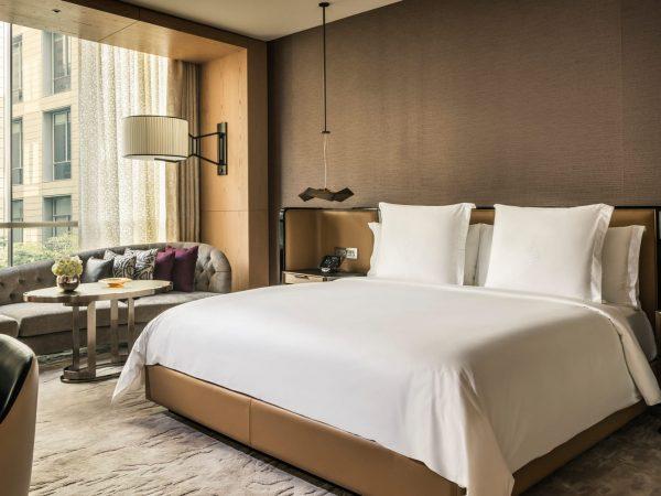 Four Seasons Hotel Dubai International Financial Deluxe Room