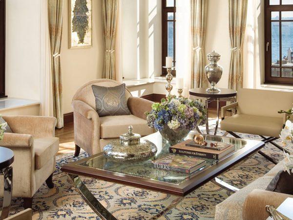 Four Seasons Hotel Istanbul At The Bosphorus Atik Pasha Suite