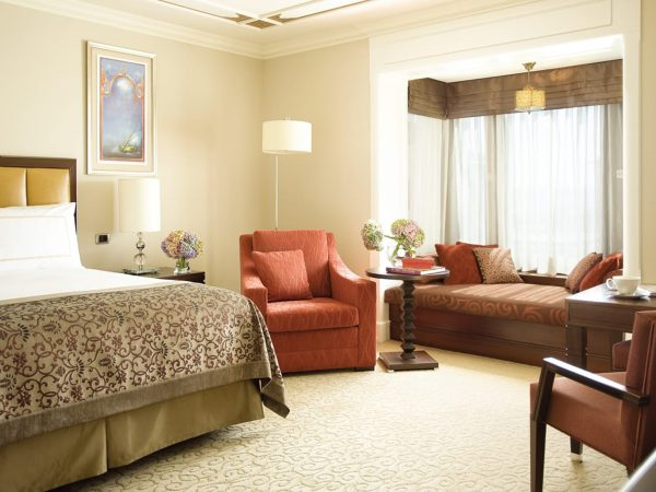 Four Seasons Hotel Istanbul At The Bosphorus Courtyard Room