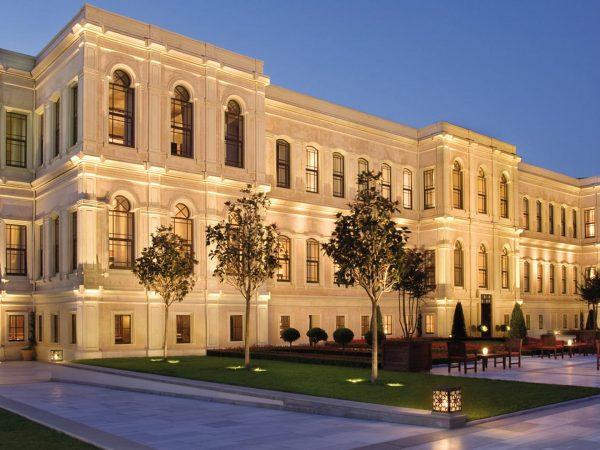 Four Seasons Hotel Istanbul At The Bosphorus Exterior