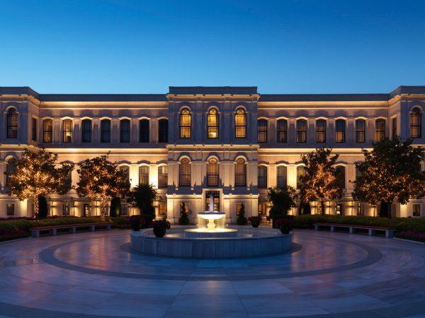 Four Seasons Hotel Istanbul At The Bosphorus Hotel Exterior