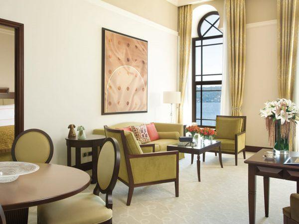 Four Seasons Hotel Istanbul At The Bosphorus One-Bedroom Bosphorus Palace Suite