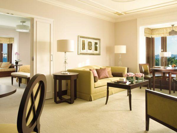 Four Seasons Hotel Istanbul At The Bosphorus One Bedroom Bosphorus Suite