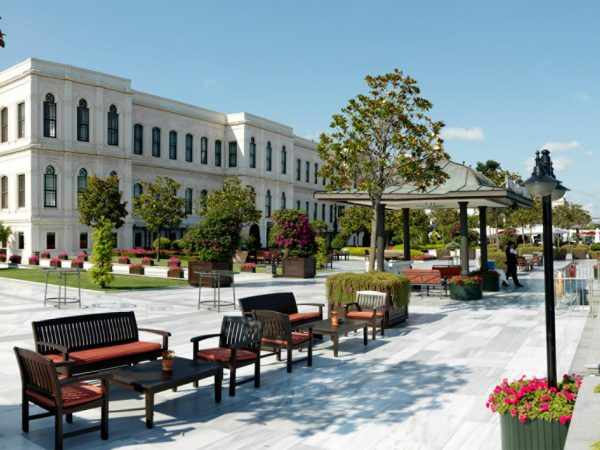 Four Seasons Hotel Istanbul At The Bosphorus Overview