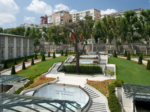 Four Seasons Hotel Istanbul At The Bosphorus Palace Courtyard Room