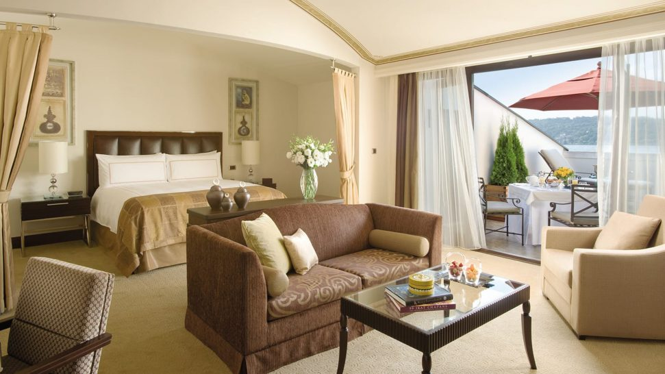 Four Seasons Hotel Istanbul At The Bosphorus Palace Roof Suite