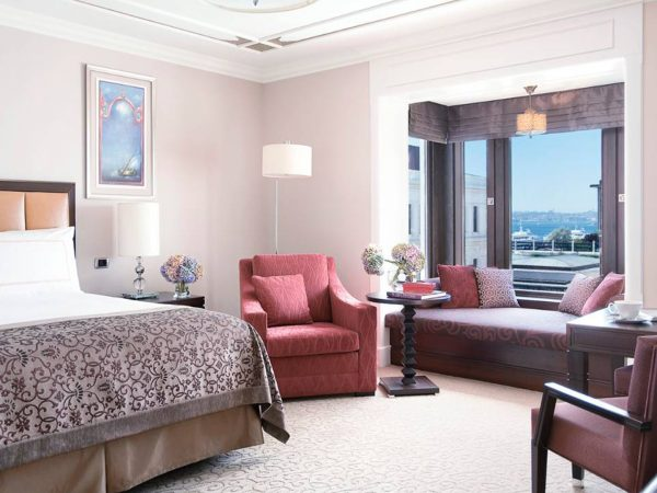 Four ASeasons Hotel Istanbul At The Bosphorus Superior Room