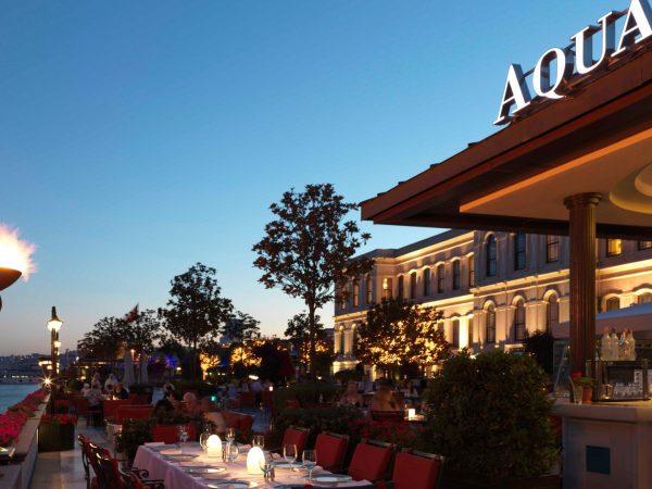 Four Seasons Hotel Istanbul At The Bosphorus Terrace