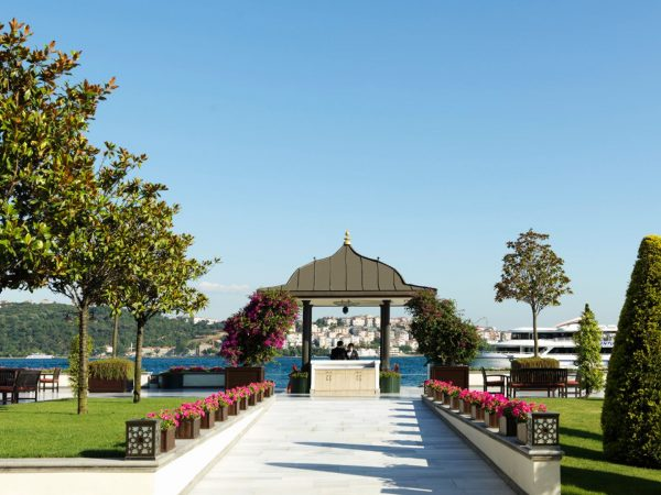 Four Seasons Hotel Istanbul At The Bosphorus Terrace and Gardens