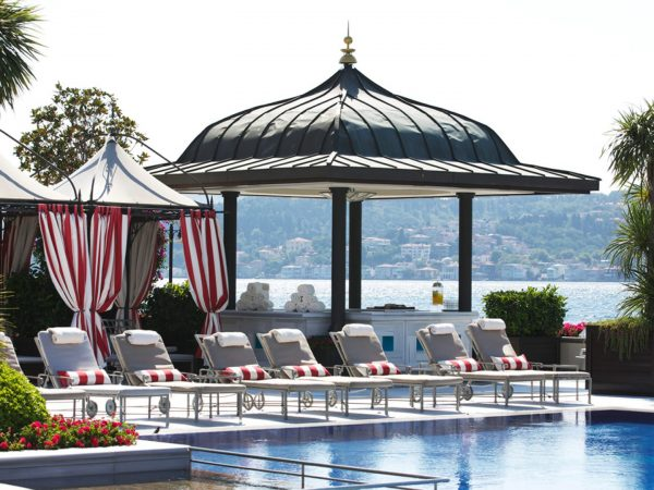 Four Seasons Hotel Istanbul At The Bosphorus The Club