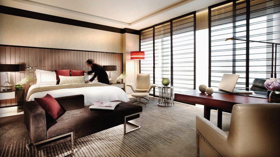 Four Seasons Hotel Pudong Shanghai Club Room