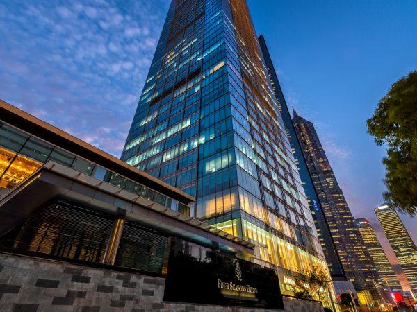 Four Seasons Hotel Pudong Shanghai Exterior