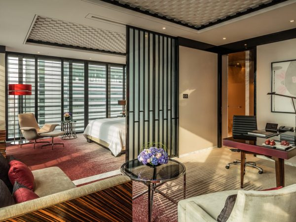Four Seasons Hotel Pudong Shanghai Junior Suite