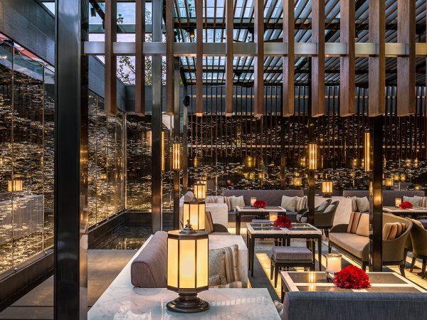 Four Seasons Hotel Pudong Shanghai Lobby