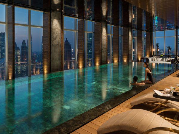 Four Seasons Hotel Pudong Shanghai Pool