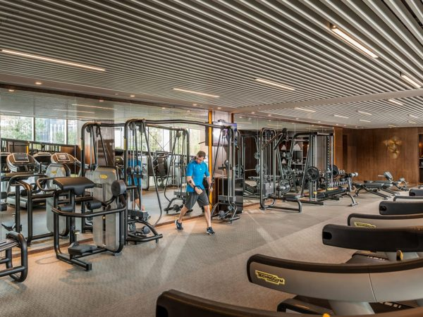 Four Seasons Hotel Shenzhen Gym