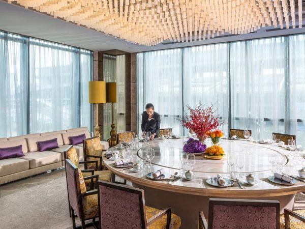 Four Seasons Hotel Shenzhen Private Dining