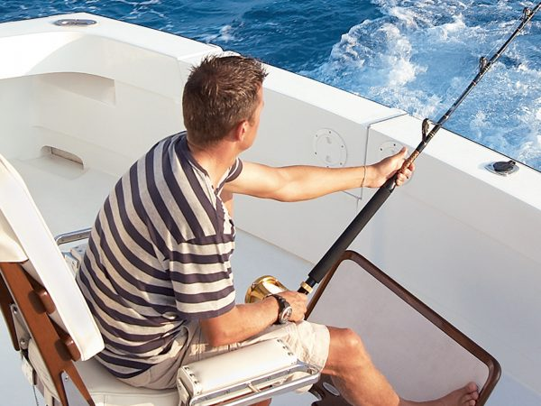 Four Seasons Hotel Sydney Fishing