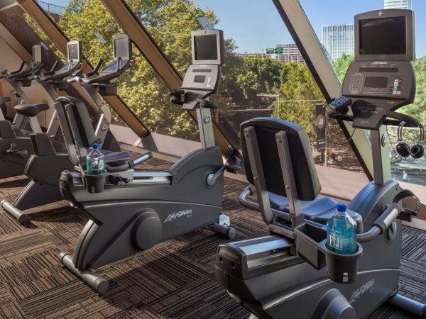 Four Seasons Hotel Sydney Gym
