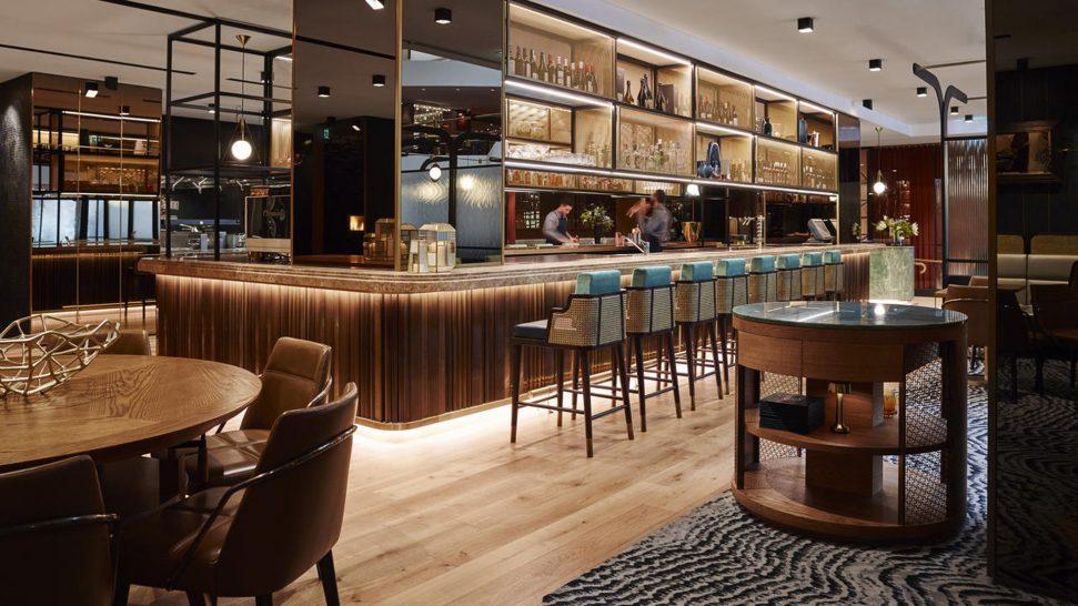 Four Seasons Hotel Sydney Mode Kitchen & Bar