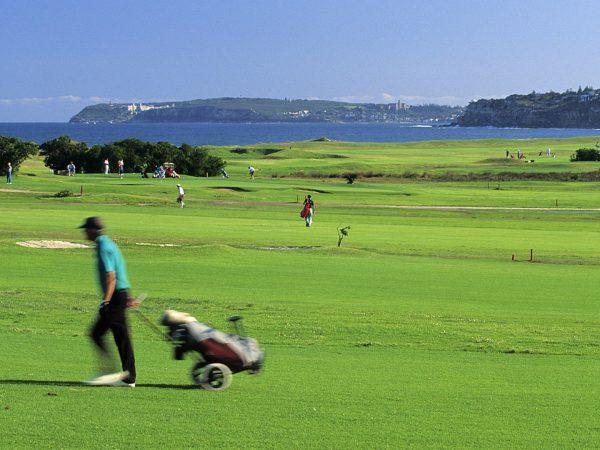 Golf club New South Wales Australia