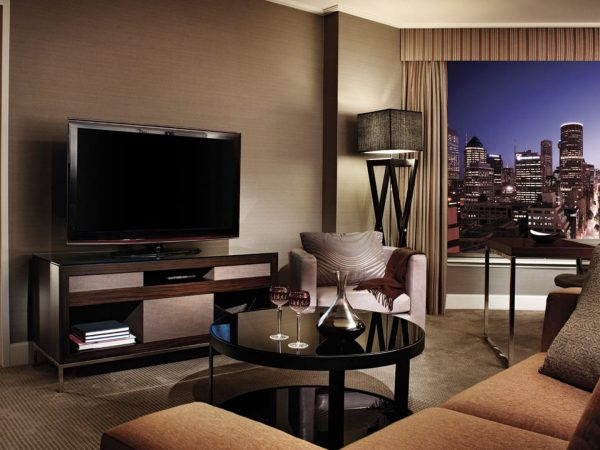 Four Seasons Hotel Sydney One bedroom city suite