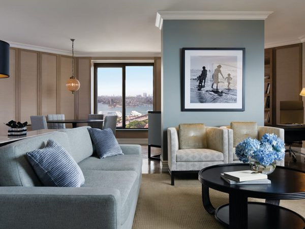 Four Seasons Hotel Sydney One bedroom opera royal suite