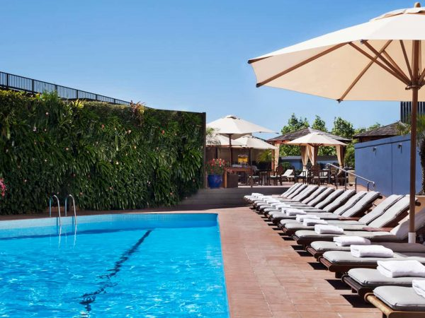 Four Seasons Hotel Sydney Pool