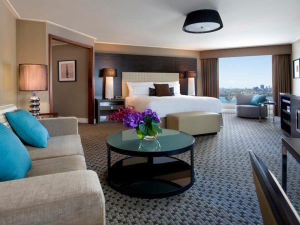Four Seasons Hotel Sydney Premier Opera Room