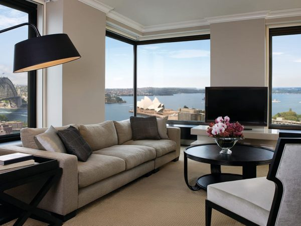 Four Seasons Hotel Sydney Two-Bedroom Presidential Suite