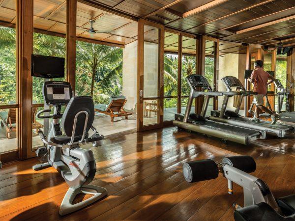 Four Seasons Resort Bali At Sayan Gym