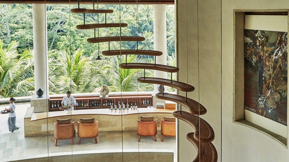 Four Seasons Resort Bali At Sayan Jati Bar