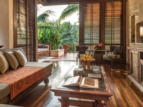 Four Seasons Resort Bali At Sayan One Bedroom Suite