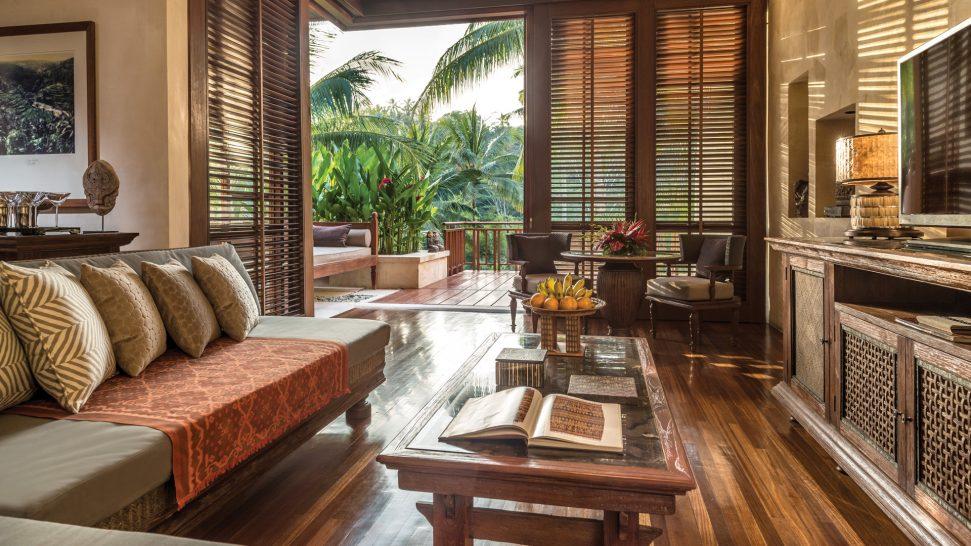 Four Seasons Resort Bali At Sayan One Bedroom Suite