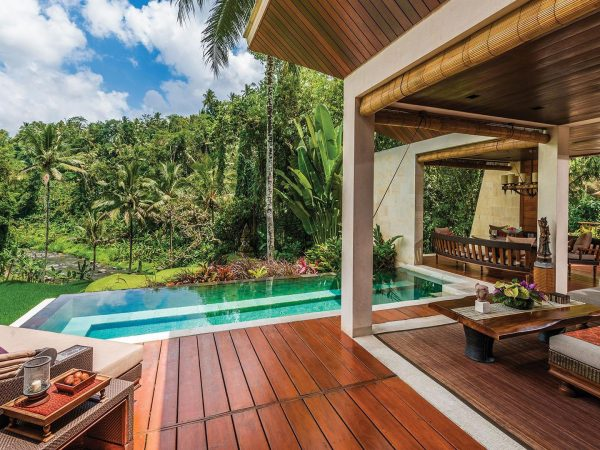 Four Seasons Resort Bali At Sayan River View Two-Bedroom Villa