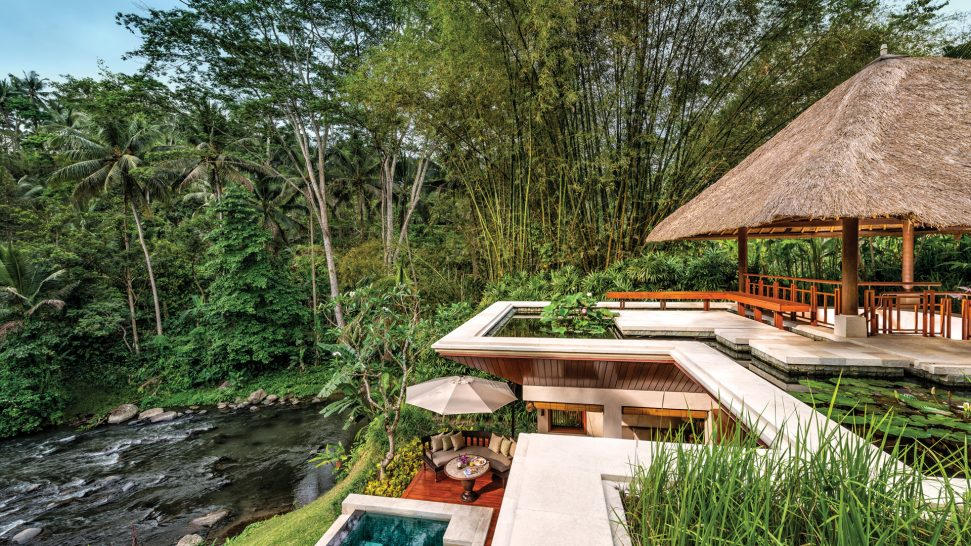 Four Seasons Resort Bali At Sayan Riverfront One Bedroom Villa