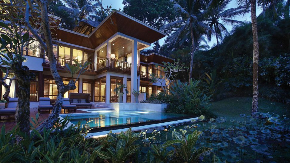 Four Seasons Resort Bali At Sayan Royal Villa