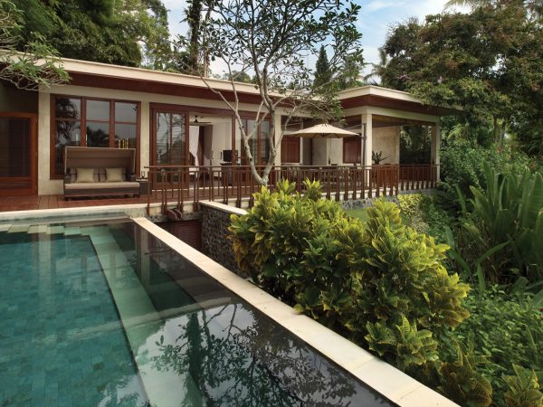 Four Seasons Resort Bali At Sayan Villa