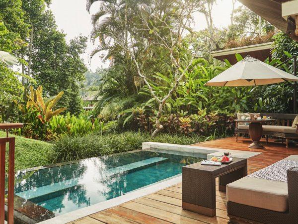 Four Seasons Resort Bali At Sayan Two Bedroom Villa
