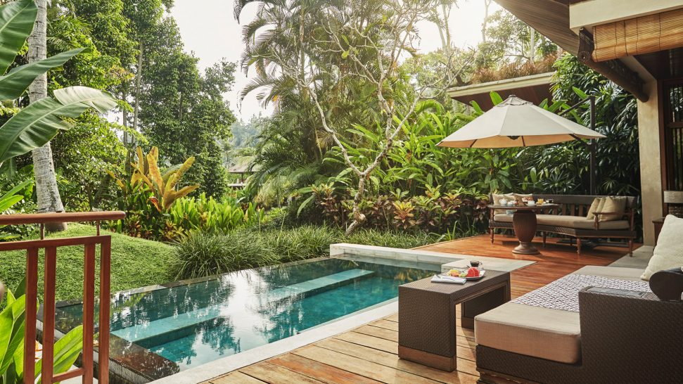 Four Seasons Resort Bali At Sayan Two Bedroom Villa