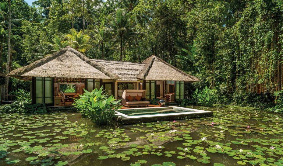 Four Seasons Resort Bali at Sayan Spa Villa