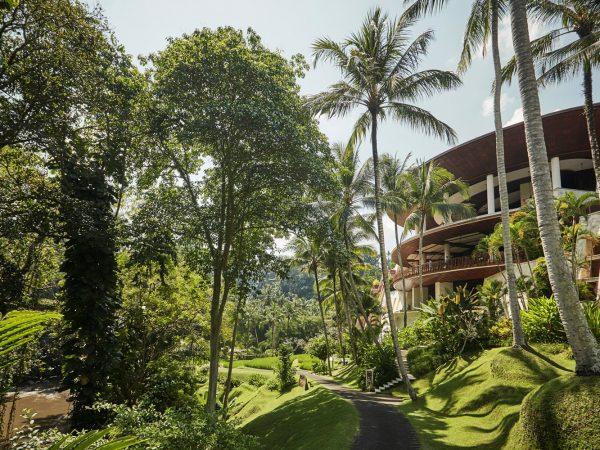 Four Seasons Resort Bali at Sayan gardens