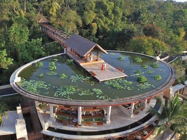Four Seasons Resort Bali at Sayan overview