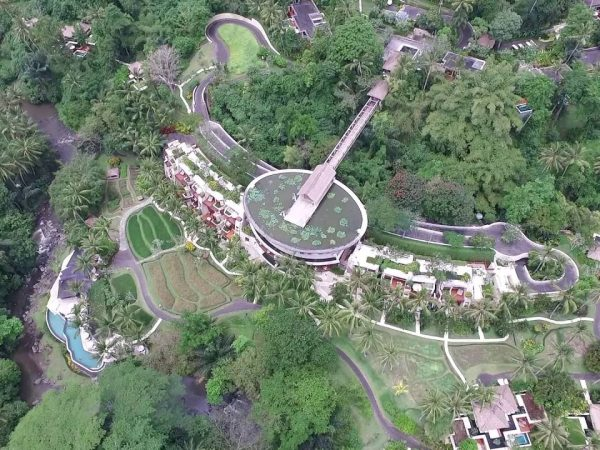 Four Seasons Resort Bali at Sayan overview