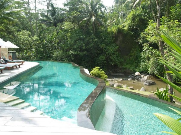 Four Seasons Resort Bali at Sayan pool