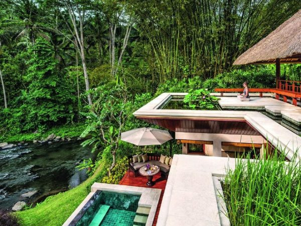 Four Seasons Resort Bali at Sayan villa