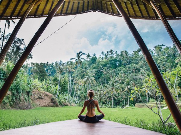 Four Seasons Resort Bali at Sayan yoga